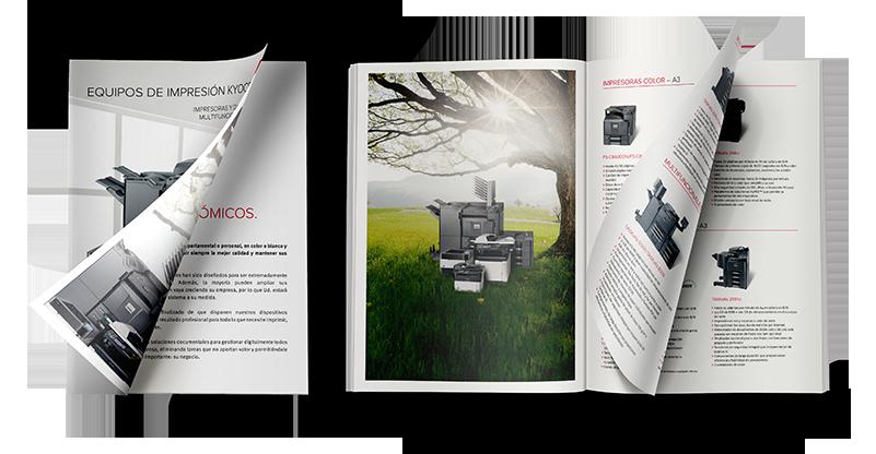 Catálogo de productos Kyocera 2014