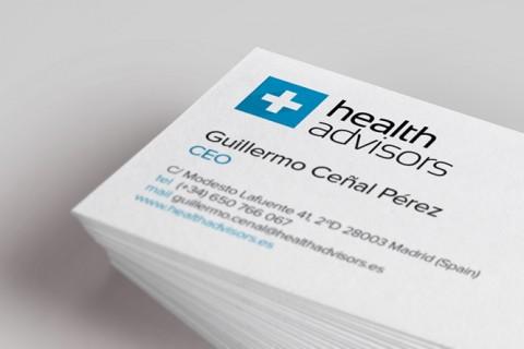 Creación de WordPress healthadvisors.es