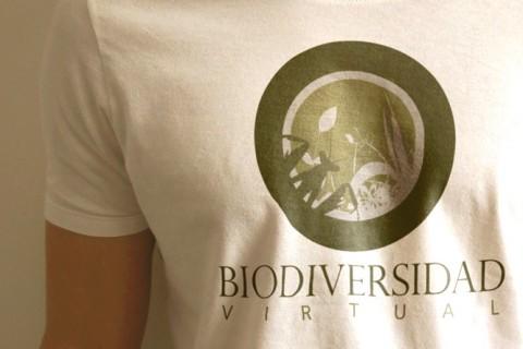 Camisetas Biodiversidad Virtual