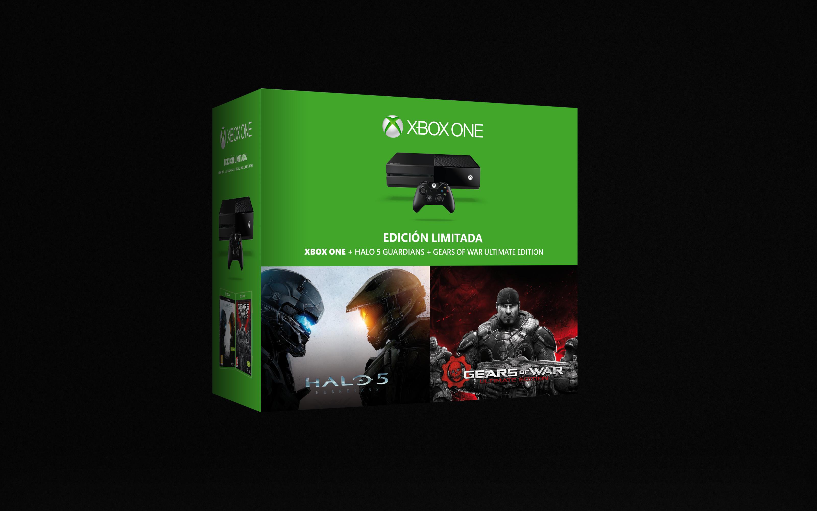 Faja para cubrir bundle de Juegos Xbox One