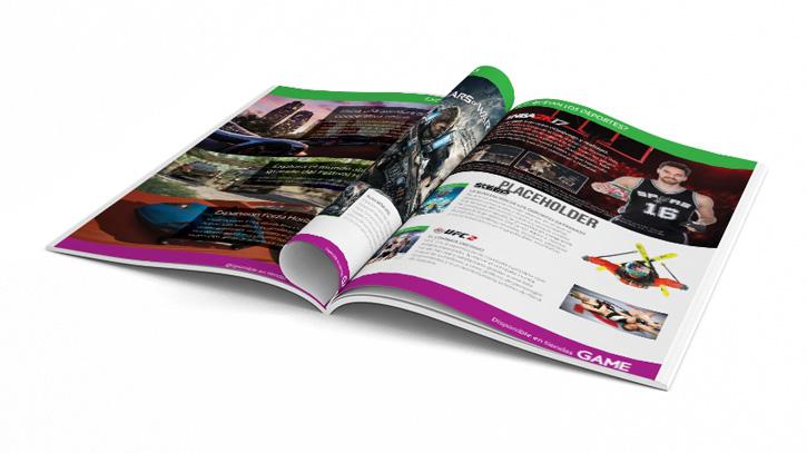 #CaravanaXbox folleto Xbox One